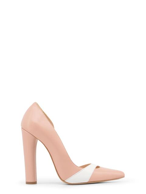Туфлі рожево-білі Made in Italia 4228905