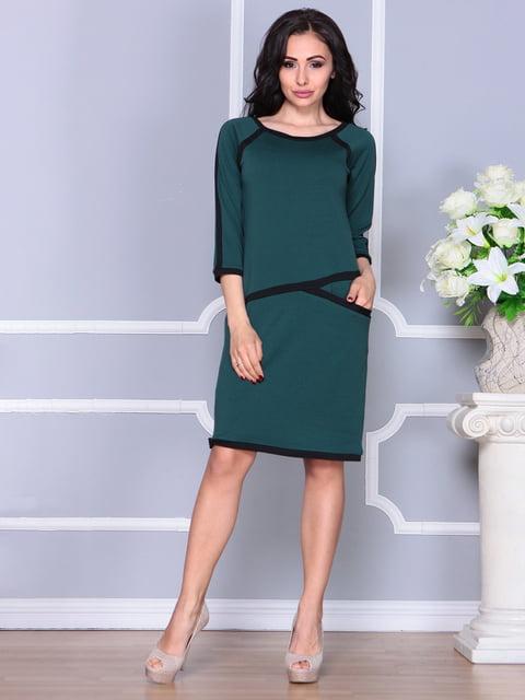 Платье темно-бирюзовое Laura Bettini 4238441