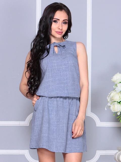 Сукня кольору фіолетового серпанку Laura Bettini 4238444