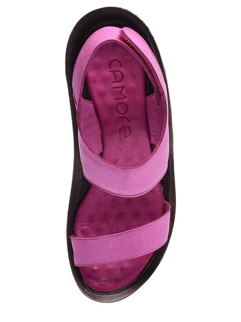 Босоніжки рожеві CAMORE 4237932