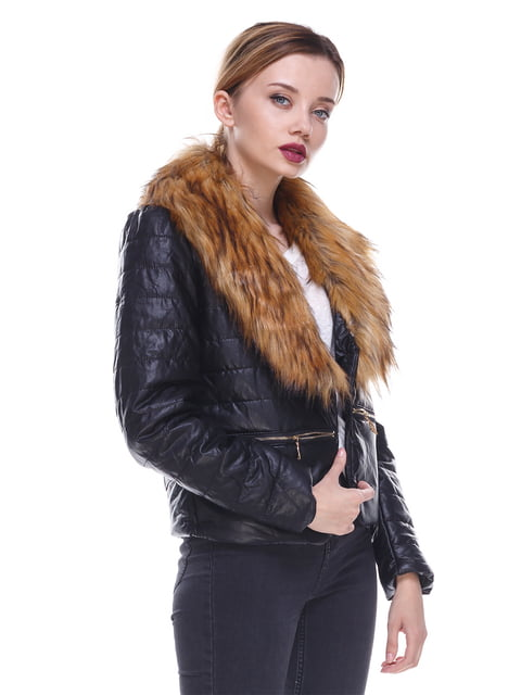 Куртка чорна LM Sport 3575223