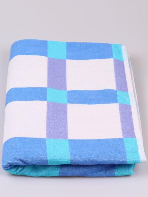 Простирадло махрове (210х150 см) Речицкий текстиль 4242441