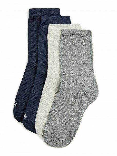 Набор носков (4 пары) Benetton 3520735