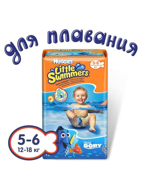 Трусики для плавання Little Swimmers 5-6 років (11 шт.) HUGGIES 2066881