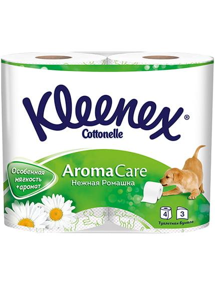 Туалетний папір «Ромашка» (4 рулони) Kleenex 4246098
