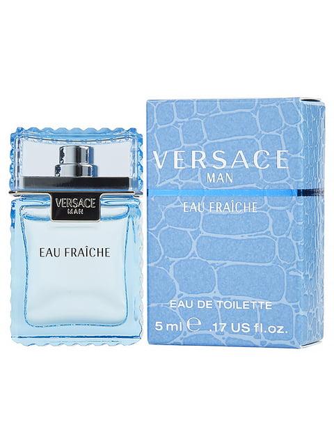 Туалетна вода Man Eau Fraiche (5 мл) Versace 3354770