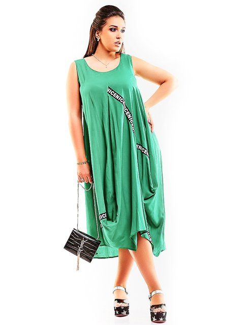 Платье зеленое LibeAmore 4220207