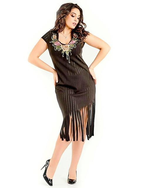 Платье черное LibeAmore 4248489