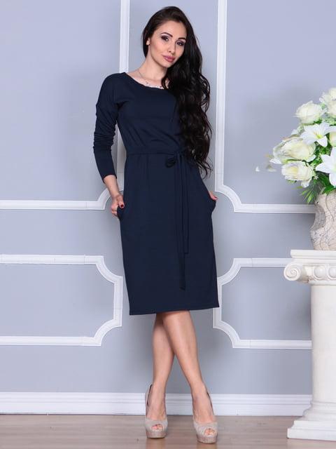 Платье темно-синее Laura Bettini 4249505