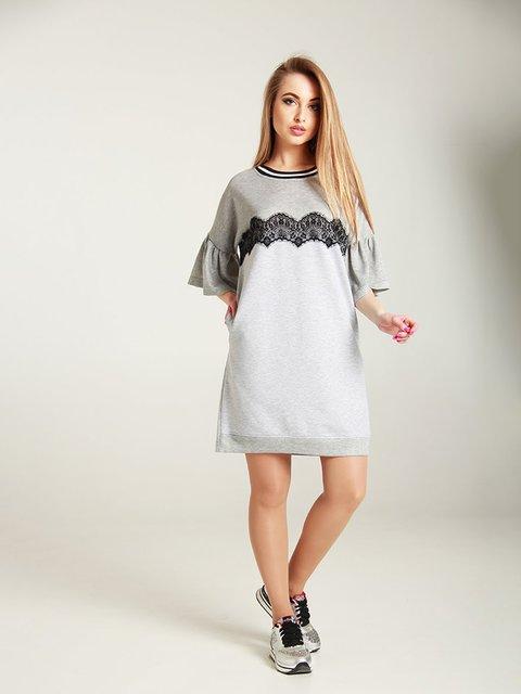 Сукня сіра MOONLIGHT 4250765