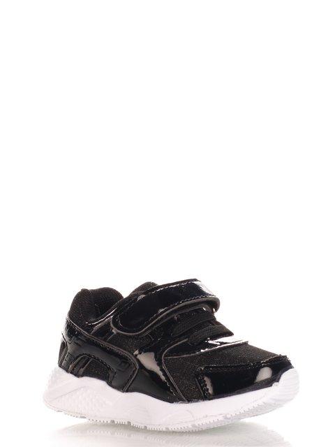 Кроссовки черные Шалунишка 3902756