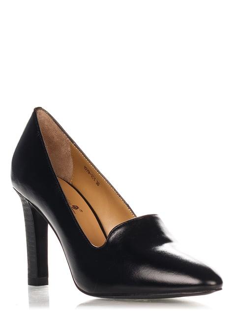Туфли черные Big Rope 4252805