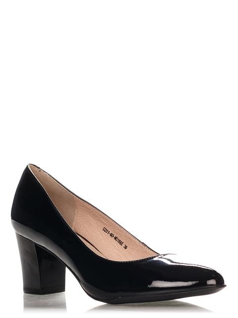 Туфлі чорні Blizzarini 4252879