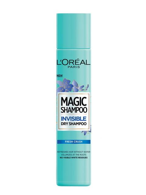 Шампунь сухий Magic Shampoo «Вибух свіжості» для всіх типів волосся (200 мл) L'Oréal Paris 4253453