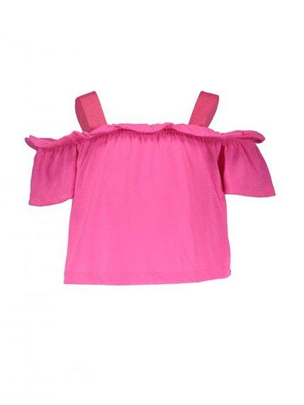 Блуза малиновая Piazza Italia 4251164