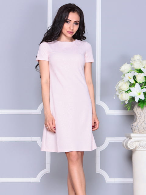 Сукня бежева Laura Bettini 4261231