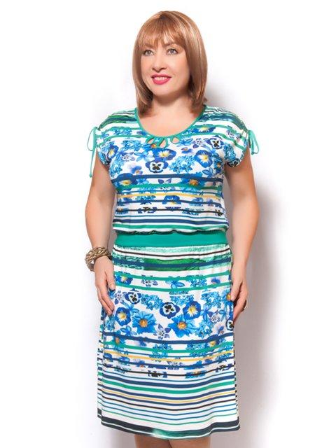 Платье синее LibeAmore 4261709