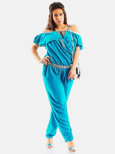 Комбинезон голубой LibeAmore 4220251