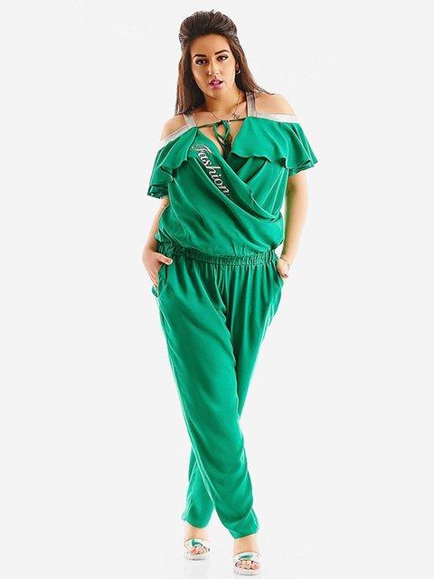 Комбинезон зеленый LibeAmore 4220253