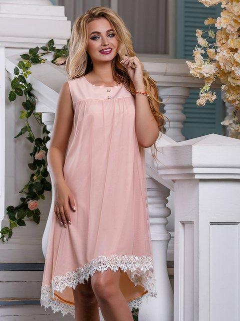 Сукня персикового кольору Seventeen 4262977