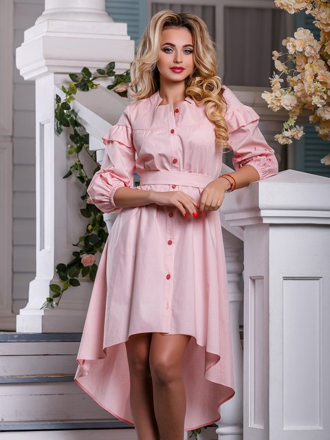 Сукня світло-рожева Seventeen 4263009