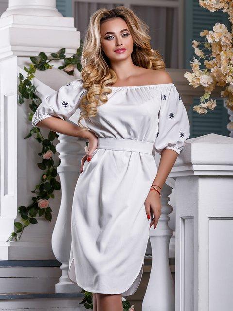 Сукня біла Seventeen 4263020