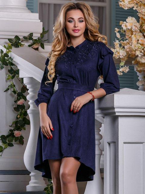 Платье темно-синее Seventeen 4263028