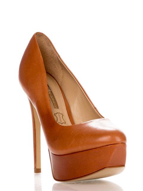 Туфлі коричневі Buffalo 4252694