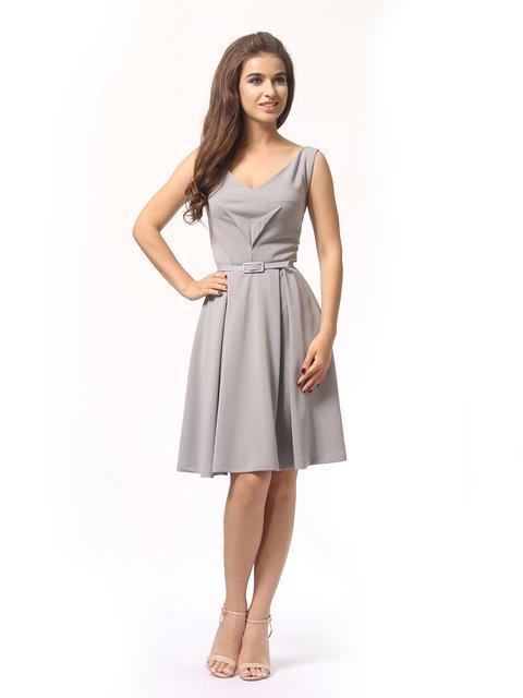 Платье серое Lada Lucci 4249832