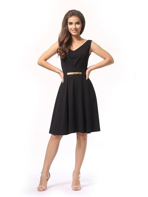 Платье черное Lada Lucci 4249860