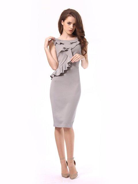 Платье серое Lada Lucci 4249901