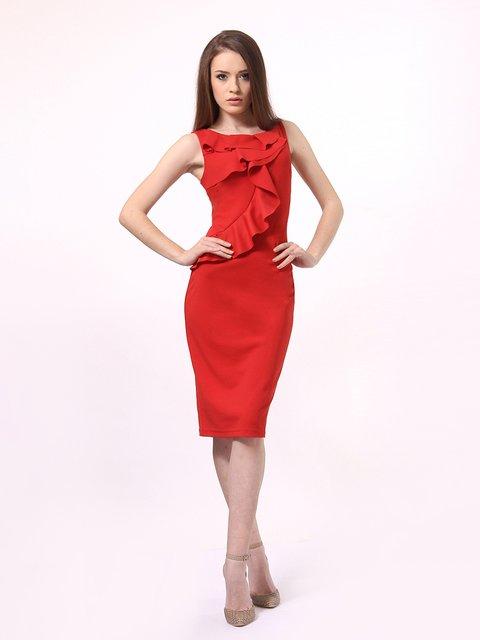 Платье красное Lada Lucci 4264928