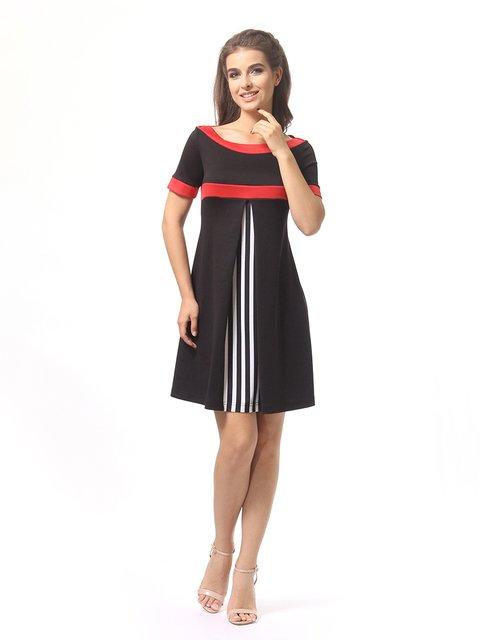 Платье черное AGATA WEBERS 4264932