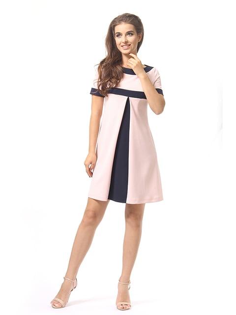 Платье цвета пудры AGATA WEBERS 4264931