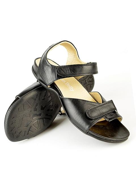 Сандалии черные Liza Belly 4264002