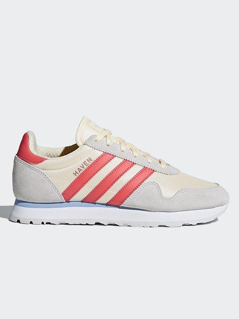 Кроссовки бежевые Adidas 4242288