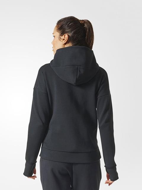 Толстовка черная Adidas 4242244