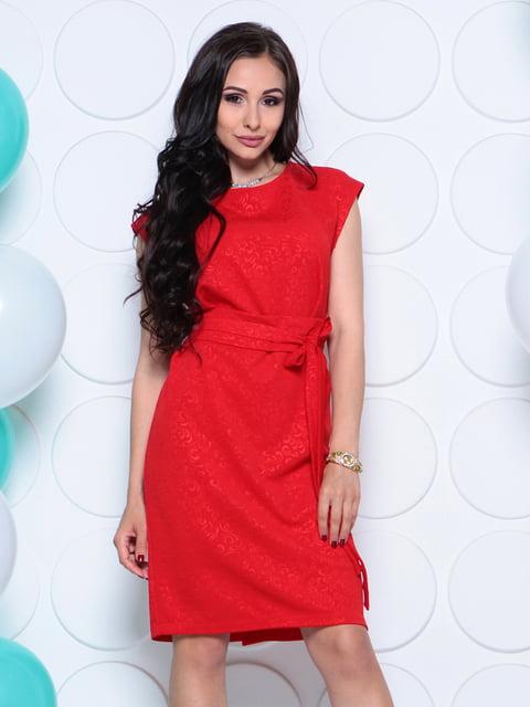 Платье красное Laura Bettini 4279727