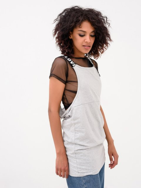 Сукня сіра Magnet 4237805