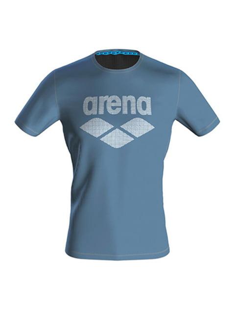 Футболка синяя Arena 4250587