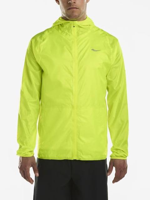 Вітрівка лимонного кольору SAUCONY 4249240