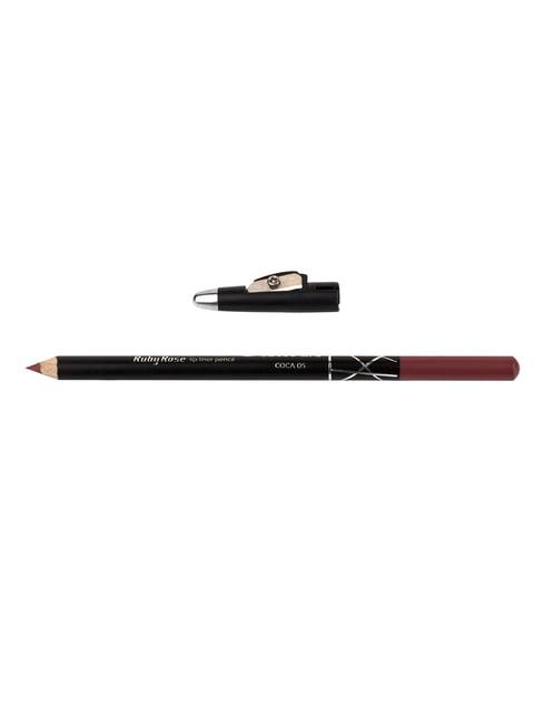 Олівець для губ Sweet Lips з підстругачкою - № 05 Coca RUBY ROSE 4287419