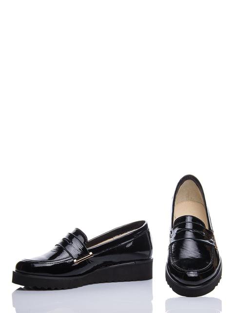 Туфли черные La Rose 2135271