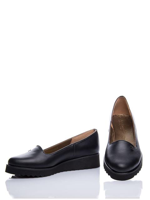 Туфлі чорні La Rose 3565880