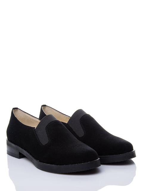 Туфли черные La Rose 4002308