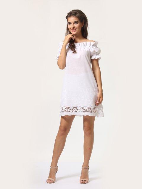 Сукня біла AGATA WEBERS 4290420