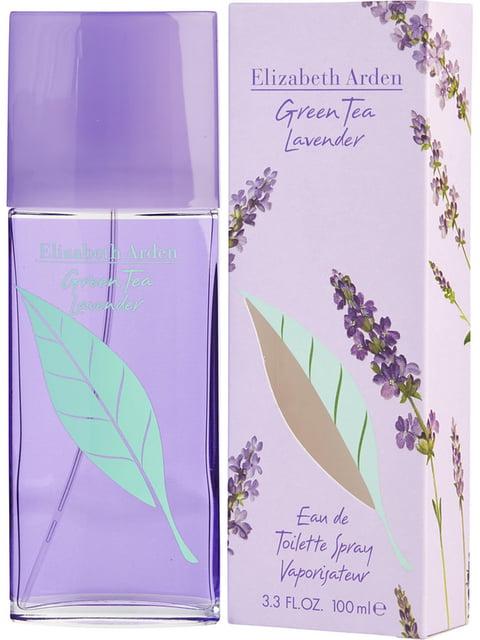 Туалетна вода Green Tea Lavender (100 мл) ELIZABETH ARDEN 4292248