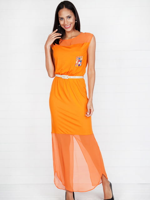 Сукня помаранчева PINKMARK 4294023