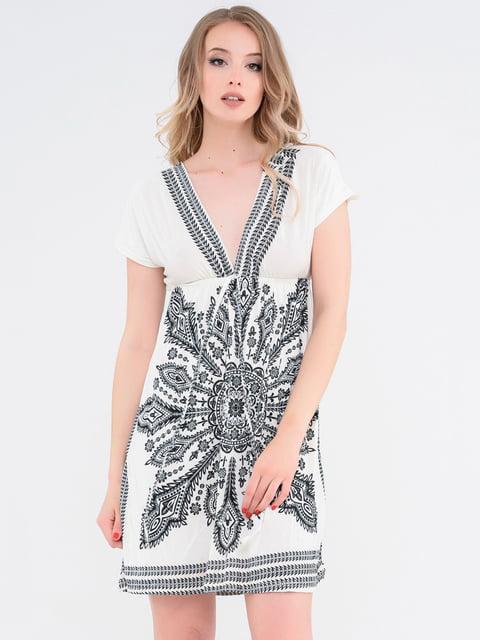 Сукня біла Magnet 4272044