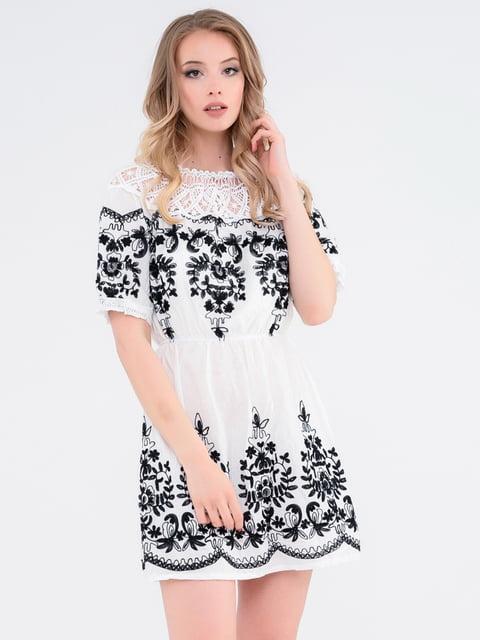 Сукня біла Magnet 4272089